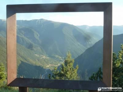 Andorra -- País de los Pirineos;rutas por las bardenas reales equipamiento montaña puentes en octubr